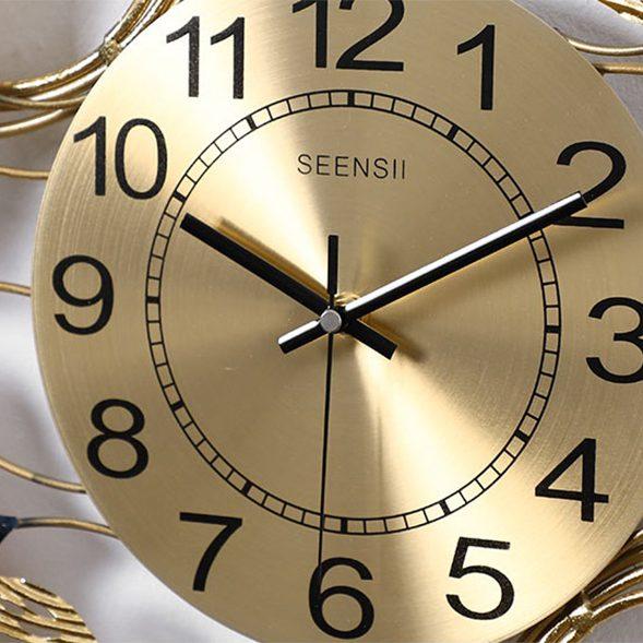 Mẫu đồng hồ treo tường đẹp