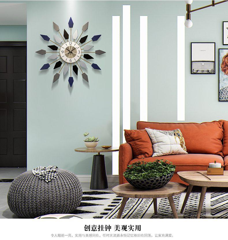 Đồng hồ treo tường trang trí decor