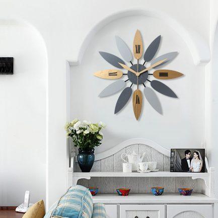 Đồng hồ treo tường hiện đại đẹp
