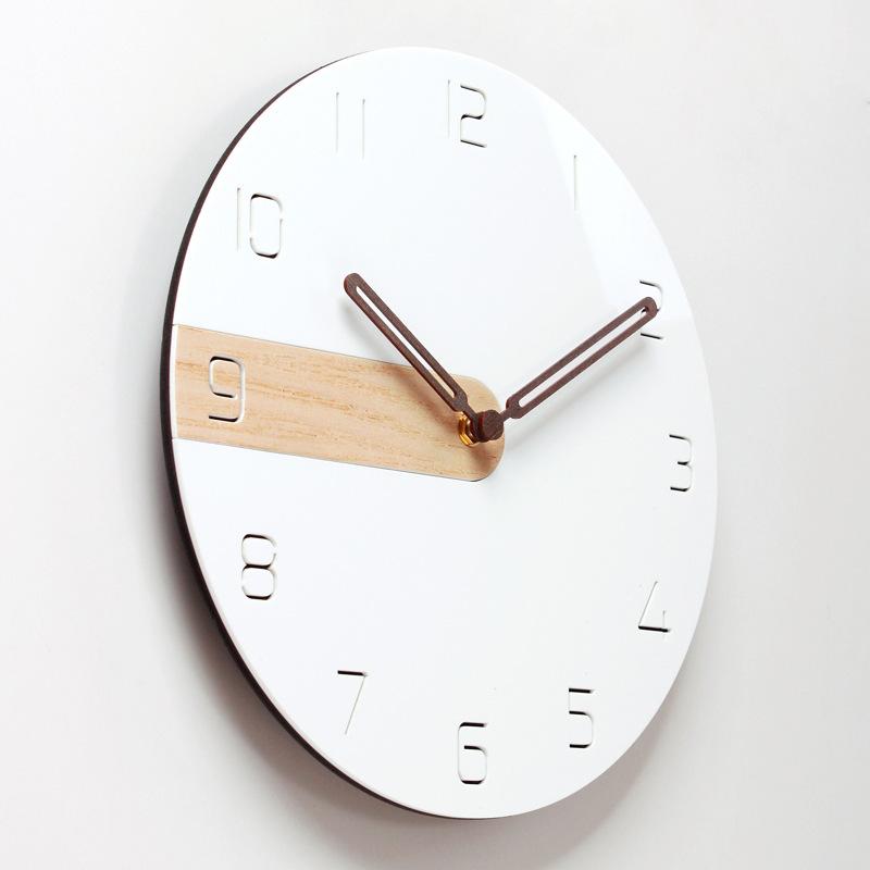 Đồng hồ treo tường hiện đại đẹp sang trọng