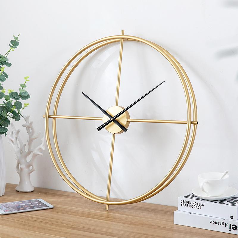 Đồng hồ treo tường hà nội hiện đại trang trí DHM003
