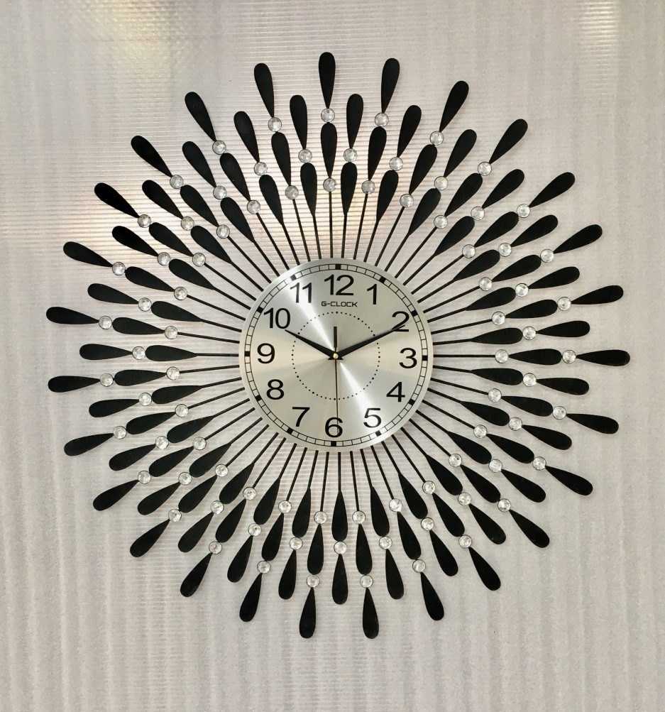 Đồng hồ treo tường trang trí sang trọng DH01