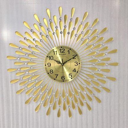 Đồng hồ treo tường trang trí sang trọng DH02