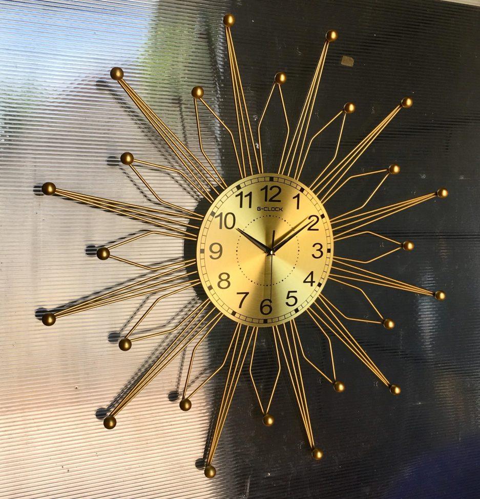 đồng hồ treo tường hiện đại hà nội