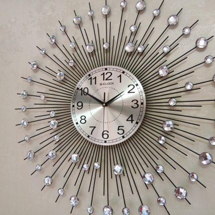Đồng hồ trang trí treo tường đẹp hà nội