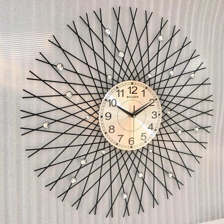 đồng hồ trang trí treo tường đẹp